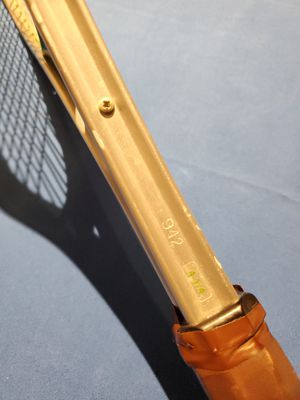 Vintage Prince Tennis Racquet 4 1/4 Aluminum Racket for Sale in Queens, NY