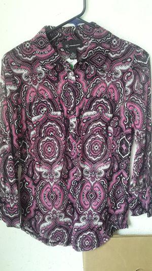 Ladies inc blouse size large $5.00 for Sale in Las Vegas, NV