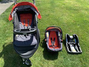 Graco Jogger/Stroller & Base for Sale in Redmond, WA