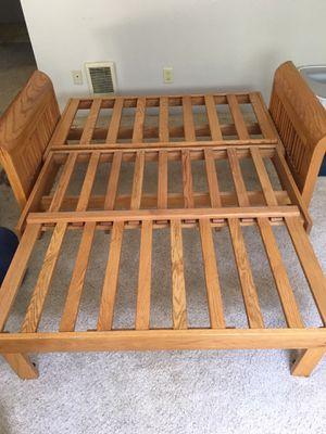 Full size futon frame for Sale in Tacoma, WA