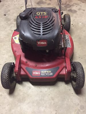 Toro Recycler Lawn Mower for Sale in York, PA