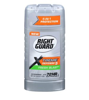 Right Guard Anti Perspiration Solid for Sale in Tacoma, WA
