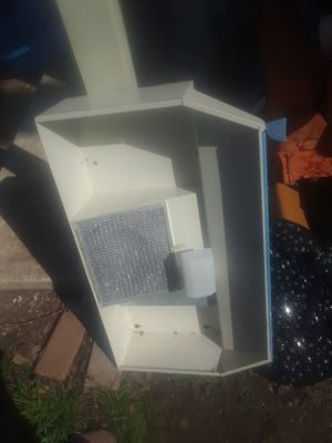 Kitchen stove light $50.00 cash only ( serious buyers) for Sale in Dallas, TX