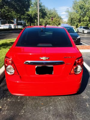 Chevy Sonic LT for Sale in Orlando, FL
