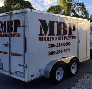 2016 enclosed Trialer for Sale in Miami, FL