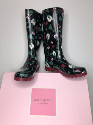 NWT Kate Spade Rain Boots for Sale in Miami, FL