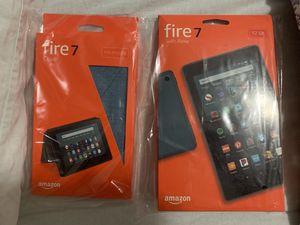Amazon Fire 7 w/ Alexa - 32GB for Sale in Skokie, IL