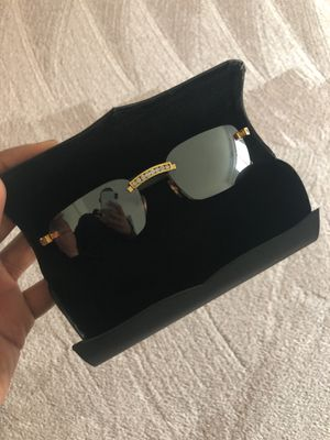 Cartier Glasses - Buffs - Sunglasses for Sale in Detroit, MI
