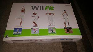 Wii fit for Sale in Hyattsville, MD