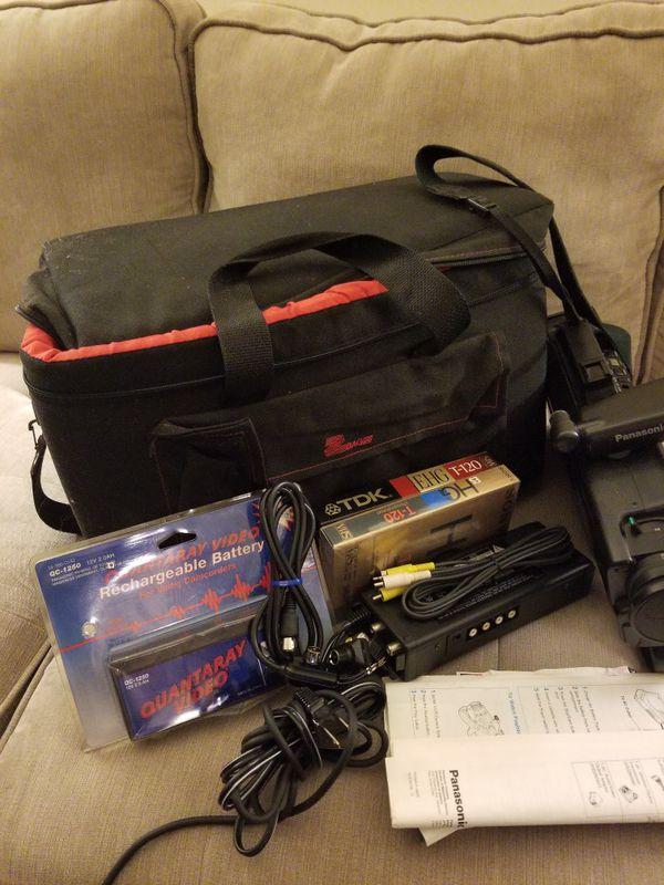 Movie Panasonic Camera