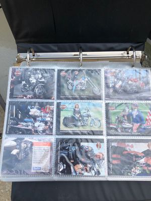 Harley Davidson cards for Sale in Northwood, OH