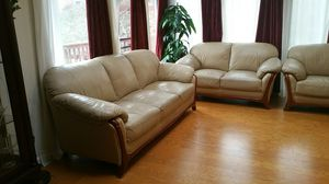 3 pce Sofa Set for Sale in West Springfield, VA