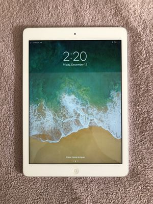 iPad Air (1st Gen) WiFi + Cellular for Sale in Torrance, CA