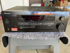 Pioneer VSX-D412 Audio/Video Multi-Channel Receiver for Sale in Irvine, CA