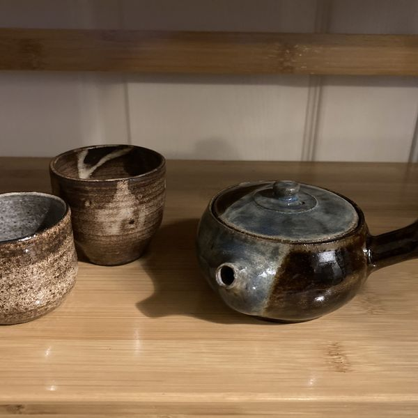 Handmade Tea Set