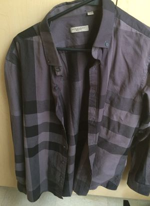 Burberry Shirt AUTHENTIC for Sale in Nashville, TN