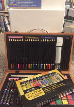 Art Supplies for Sale in Raleigh, NC