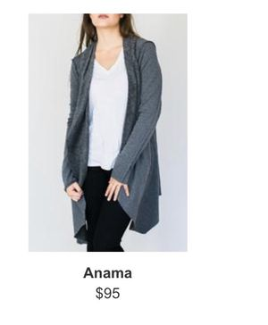 Anama Anthropologie cardigan sweater open front sz medium for Sale in Phoenix, AZ