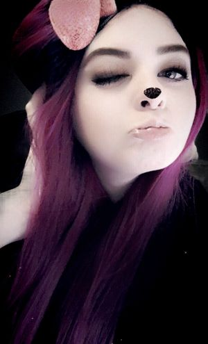 Lace front wig purplish ombre for Sale in Apache Junction, AZ