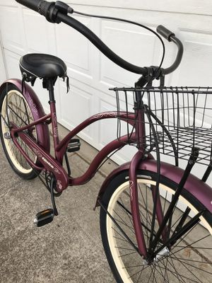 C👀L Electra Ladies Beach Cruiser Bike !! for Sale in Woodburn, OR
