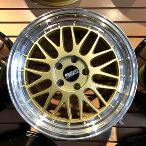 """18"""" BBS Style Wheels Set Of 4 for Sale in Jersey City, NJ"""