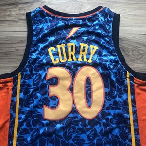 BRAND NEW! 🔥 Steph Curry #30 Golden St Warriors BAPE Jersey + SIZE LARGE or XL + SHIPS OUT NOW 📦💨 for Sale in Los Angeles, CA