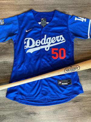 women's Mookie betts custom Los Angeles dodgers Baseball jersey for Sale in Rancho Cucamonga, CA