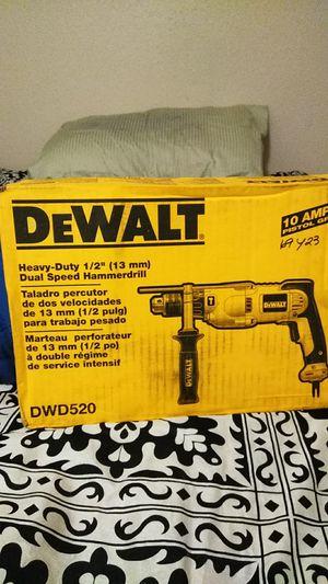DeWalt dual speed hammer drill for Sale in Portland, OR