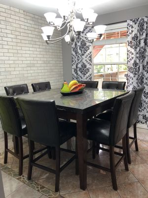 Marble dinning room for Sale in Hanover Park, IL