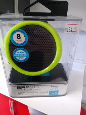 Braven Bluetooth speaker for Sale in Green Bay, WI