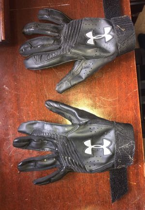 Under armor baseball batting gloves for Sale in Puyallup, WA