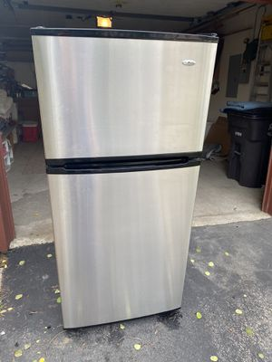 Amana Stainless Steel Refrigerator for Sale in US