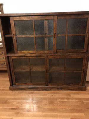 Wood Dresser for Sale in Santa Fe, NM