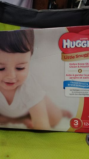 Brand new box of Huggies Little snugglers. for Sale in Gonzales, CA