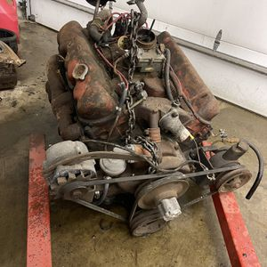 1967 Chevy Truck V6 Original Motor And Trans for Sale in Countryside, IL