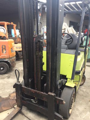 "Clark 5000# propane forklift triple mast 189"" for Sale in South El Monte, CA"