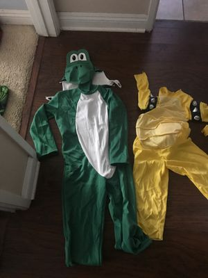 Super Mario Character Costumes for Sale in Bakersfield, CA