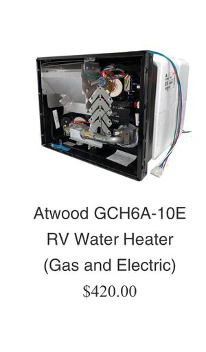 Rv water heater 6 Gallon Atwood Jordan for Sale in University Park, IL