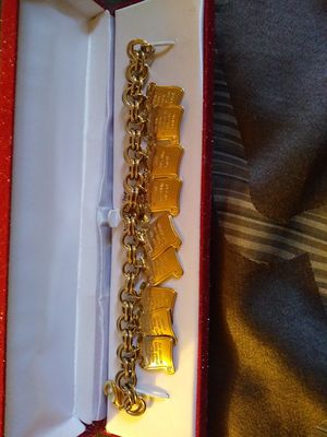 Charm bracelet 10 commandments for Sale in Hayward, CA