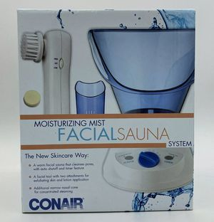 Conair Facial Sauna Face Steamer Moisturizing Mist System for Sale in Long Beach, CA