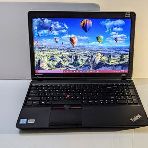 Lenovo Thinkpad Laptop i5/ 8 gigs of RAM/ Solid State Drive storage/ No Shipping! Pick up only. FIRM Price! for Sale in Los Angeles, CA