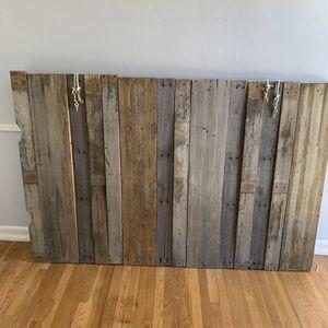 Wood Wall Backdrop for Sale in Riverside, CA