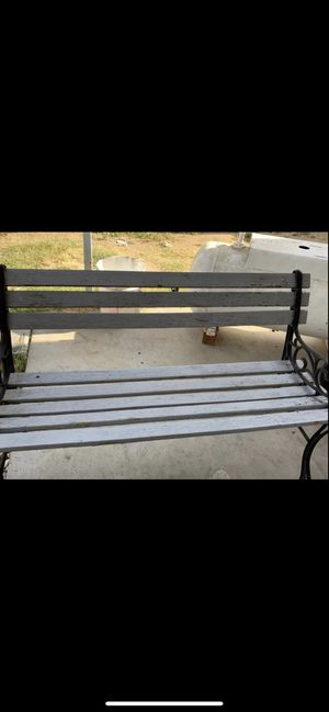 Bench silla for Sale in Highland, CA
