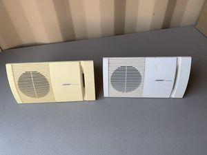 Two Bose smaller speakers for Sale in Phoenix, AZ