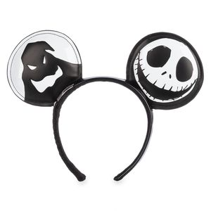 Disney Park Mickey Mouse Ears Nightmare Before Christmas Jack Moon Zero Headband for Sale in San Diego, CA