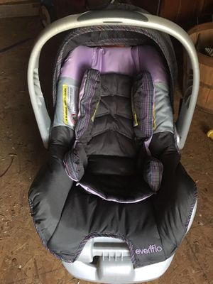 Evenflo car seat for Sale in Chattanooga, TN