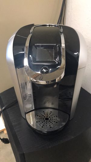 Keurig 2.0 with new bag of filters WORKS GREAT! for Sale in Riverside, CA