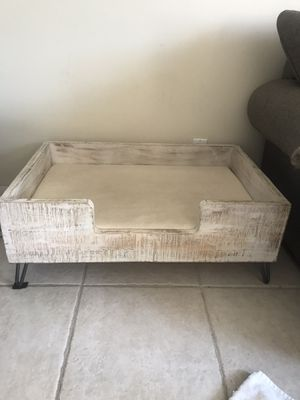 Modern dog bed for Sale in Santa Ana, CA