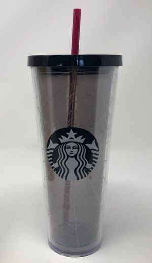 STARBUCKS Spiderweb 24 Oz Tumbler SOLD OUT for Sale in South El Monte, CA