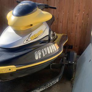 2001 Seadoo Xp for Sale in Burbank, CA